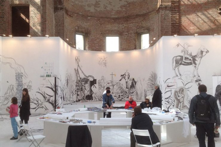 The 7th Berlin Biennale