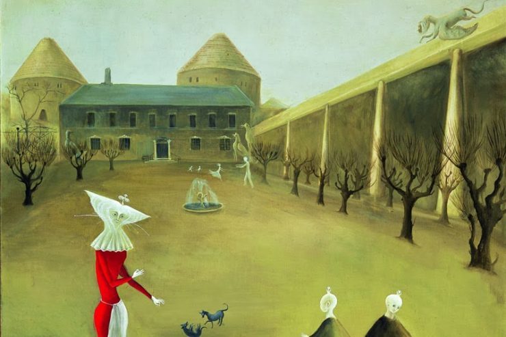 REVIEW: Leonora Carrington: The Celtic Surrealist