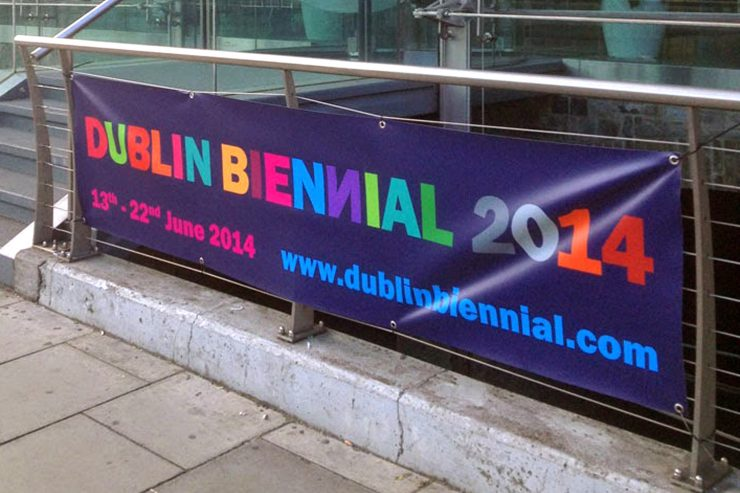 What the devil is the Dublin Biennial?