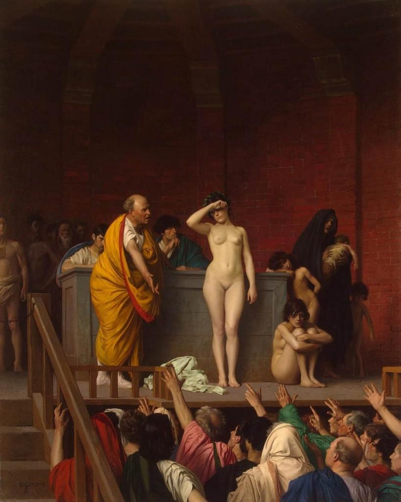 jean-leon-gerome_a-roman-slave-market_thirddime