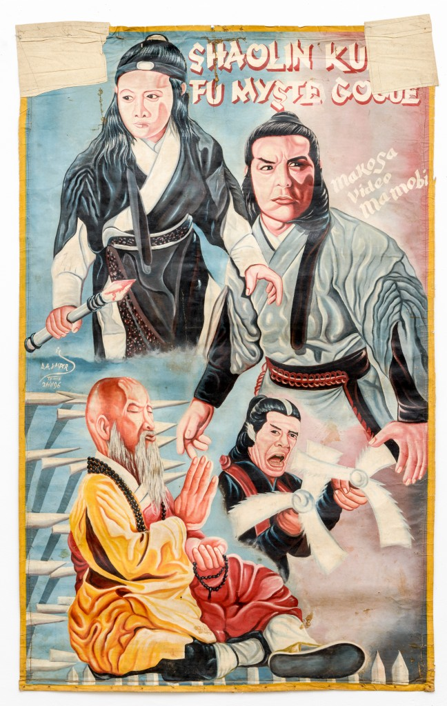 13. D.A. Jasper_Shaolin Kung Fu Myste Goose