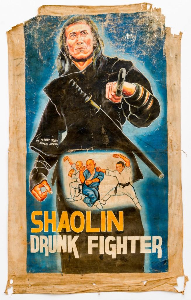 21. Gilbert Forson_Shaolin Drunk Fighter